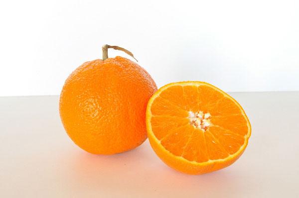 Cam trái cây tốt cho sức khỏe và da