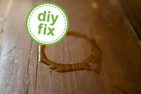 Cách chăm sóc đồ gỗ trong gian bếp khỏi cáu bẩn cũ kĩ